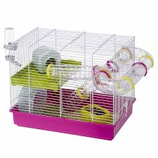 How Much Is A Hamster Cage Ferplast Laura Syrian Hamster Cage Pets At Home