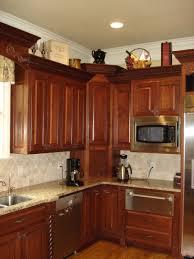Sleek Kitchen Cabinets by Appliance Garages Kitchen Cabinets Kitchen Cabinets
