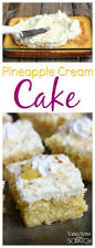 the best pineapple cream cake recipe summer cake recipes