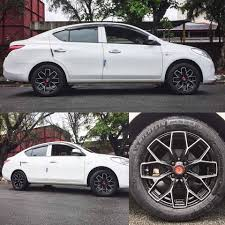 nissan cars in malaysia may nissan almera with new original 16 inch king of rims malaysia