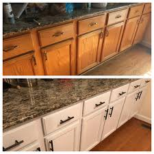 how to paint kitchen cabinets emma kathryn