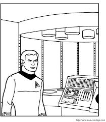 Ausmalbilder Star Trek bild bilder startrek