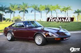 classic datsun 280z datsun 280z u2013 rebirth of a legend 9tro