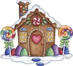 christmas gingerbread house png clipart casitas y tejas