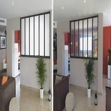 cloison vitree cuisine verriere cuisine castorama inspirant unique cloison vitrée cuisine