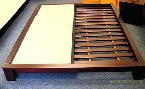 beautiful solid platform bed base solid platform wood platform bed