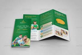 tri fold school brochure template education brochure template 25 free psd eps indesign format
