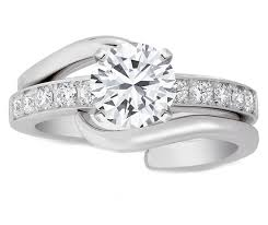 what are bridal set rings 47 best swirl bridal sets images on promise rings