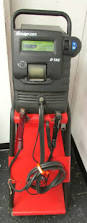 snap on auto diagnostic tester u0026 battery charger system d tac