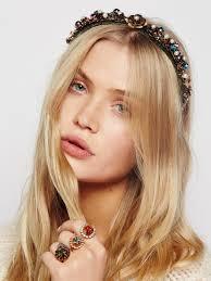 velvet headband lyst free jeweled velvet headband