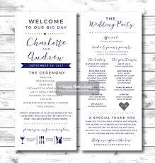 50th wedding anniversary program templates wedding ideas wedding party program exles wording