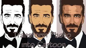 tutorial efek vektor di photoshop cartoon effect tutorial adobe photoshop youtube