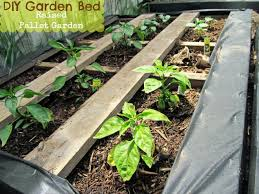 How To Build A Raised Flower Bed 25 Amazing Diy Projects To Repurpose Pallets Into Garden Planters