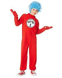2 Halloween Costume Dr Seuss 1 2 Costumes Spirithalloween