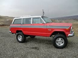 classic jeep wagoneer for sale 1976 jeep wagoneer 401 v8 a c ps rot free clean classic amc grand
