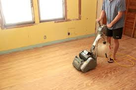 how to sand hardwood floors the technology the proper tools