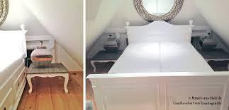 Schlafzimmer Im Country Style Komfortbett Mit Einstiegshilfe Eine Maßanfertigung Für Kundin