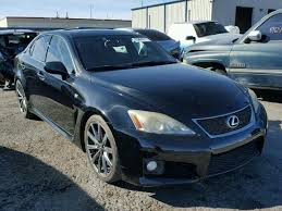 lexus isf 2009 for sale sale ended on lot 23884377 2009 lexus is f 5 0l greensalvage