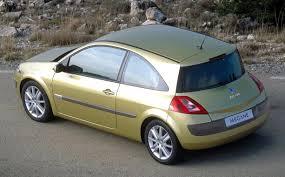 renault megane 2005 hatchback car style critic patrick le quément u0027s renault mégane ii