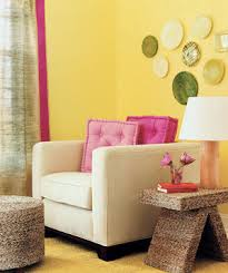Low Cost Wall Decor 20 Low Cost Decorating Ideas Real Simple