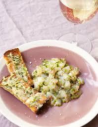 cuisine poisson tartare de poisson tout simple pour 4 personnes recettes à table