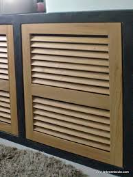 porte de placard de cuisine porte de placard coulissante persienne autres vues with porte de