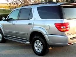 2002 toyota sequoia limited for sale 2002 toyota sequoia 4dr limited 4wd