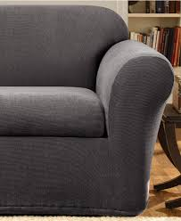 Stretch Slipcovers For Recliners Decorating Custom Sofa Slipcovers Surefit Couch Covers