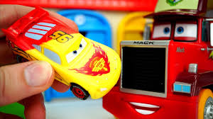 best color learning video for kids learn colors with disney cars