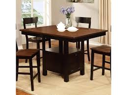 lifestyle dc393 pub table with storage royal furniture pub table