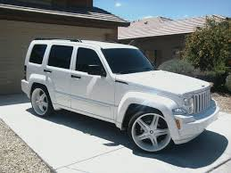 used jeep liberty rims jeep liberty maybe blk on blk inspirational