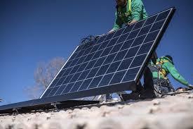 solar panels solar panel tariff decision heads to trump administration fortune