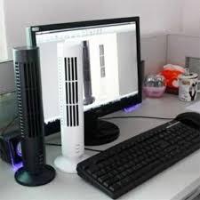 Desk Fan Small Mini Usb Tower Fan Portable Held Office Air Conditioner Fan