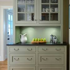 Best Built In Hutch Images On Pinterest China Cabinets - Kitchen cabinet china