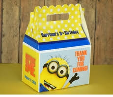 Birthday Favor Boxes by Favor Boxes