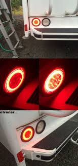 submersible boat trailer lights shop waterproof trailer light sealed 6 1 2 oval stop turn and tail 3