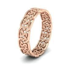 mens celtic wedding rings mens wedding rings blushingblonde