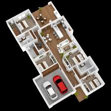 house with 4 bedrooms 50 four 4 bedroom apartment house plans bedroom apartment