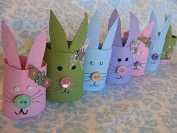 Easter Decorations Out Of Paper by Fun And Easy Easter Craft Ideas For Kids
