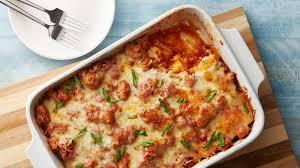 italian sausage and ravioli casserole recipe pillsbury
