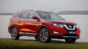 red nissan facelifted nissan x trail launched in australia chasing cars
