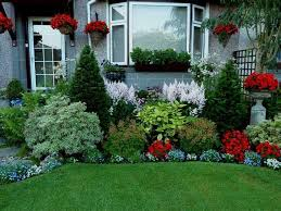 Awesome Small Front Home Garden Design
