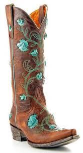 gringo womens boots size 12 womens handmade gringo boots bonnie vintage leather cowboy