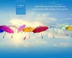 april 2016 god s power desktop calendar free april wallpaper