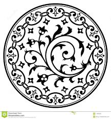 art deco design element royalty free stock photo image 11800625