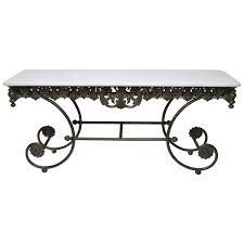 Drexel Heritage Dining Room Sets Stunning Drexel Heritage Belle Maison Console Table At 1stdibs