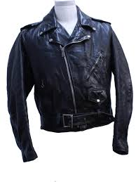 mens leather biker jacket 90s retro leather jacket 90s buckman mens black leather biker