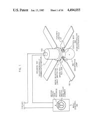 patent us3887856 push button operated motor speed control drawing