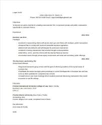 Sample In House Counsel Resume by Attorney Resume 9 Free Word Pdf Documents Download Free