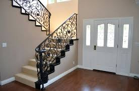 iron staircase design image of black iron stair balusters designs